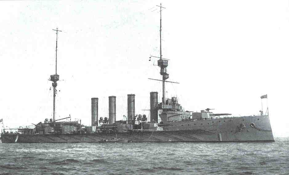 type armoured cruiser length 160 02 meter beam 22 7 meter draught b ...